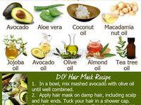 Natural/Holistic Beauty Recipes,DIY's,Tips/tricks