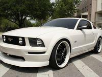 White Mustang Gt Mustang Gt Mustang Big Boy Toys