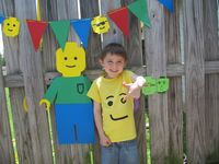 Lego party and other ideas