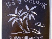 Beach and luau party ideas
