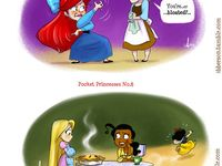 about Pocket Pr... Pocket Princesses No 24