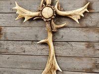 Crosses & Wreaths