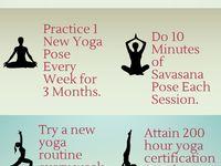 Many inspirations for my future yoga studio.