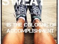 I workouttt!