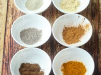 RECIPES - SPICE MIXES/EXTRACTS