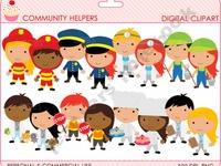 Community Helpers/Transportation/Fire Prevention