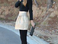 minifaldas y short