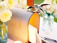 Wedding Accessories - Card Box
