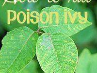 11 Best Images About Kill Poison Ivy On Pinterest