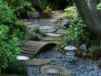 Garden - Pathways / Patio / Stone Walls / Stepping Stones