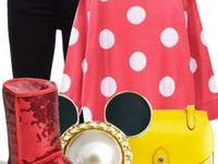 DisneyBound Style - Minnie Mouse