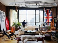 Bachelor Pads | Interior Design / Design Inspiration for a man's home Read our blog here to learn how we designed this space for our client.  https://kathleenjennison.com/?p=5432&preview=true
