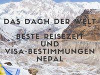Nepal | Journey Glimpse / Nepal ist ein absolutes Traumland für jeden, der Berge und die Natur liebt. Das Dach der Welt hat einiges zu bieten.