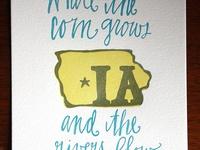 Iowa....my home state :)