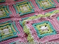 Craft Ideas-Crochet Afghans, Blankets, Pillows