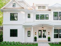Hills exterior house