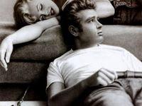 James Dean & Marilyn M