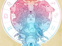 1000  Images About Zodiac On Pinterest 12 Signs Pisces And