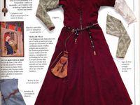 Historický odev stredovek