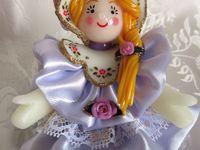 PiccoliCapriccidiMara.blogspot.it / Tutte le mie bamboline, bomboniere, gioielli, pasta di mais, chiacchierino, uncinetto, dipinti