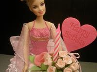 D # Doll cakes