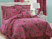 Camouflage bedding and accessories