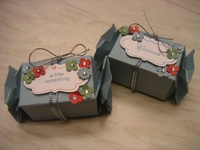 Candy Wrapper Boxes, & Gifts