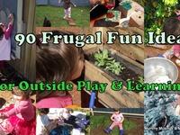 Kid's Activities (Outdoors)