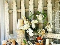 Picket Fence Decor....