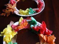 Fall Toddler Crafts
