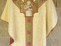 17 Best Images About Vestments Altar Linens On Pinterest