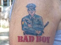 12 best images about police tattoos on pinterest back tattoos ink and police prayer. Black Bedroom Furniture Sets. Home Design Ideas