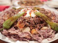 Et yemekleri ve Kebab