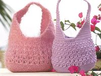 Crochet Pattern For Bingo Bag : 98 best ideas about Crochet - Bags on Pinterest Hobo ...