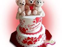 CAKES DE OSOS