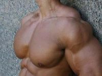 """These are the dudes that have muscled chests worthy of the Greek gods!  You can call them """"pecs"""", """"muscle-tits"""", """"manmaries"""" or just the place you want to lay your head; but whatever term you use you'll agree they are sPECtacular!"""