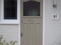 Front door on pinterest front doors purple door and for Front door johnson valley