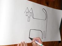 preschool draw and tell