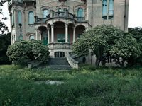 1000 Images About Haunted Houses On Pinterest