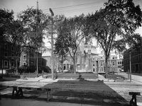 Old photos of Montreal