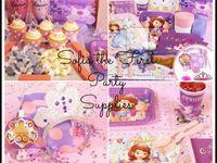 ಌ Sophia The 1st Princess Party ಌ