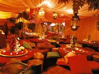 Draping and canopies