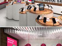 Retail space design