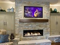 12 Best Fireplaces Images On Pinterest Fireplace Ideas
