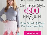 We've rounded up the hottest spring trends of 2014 and want to know which fashions inspires you the most. Plus, we want to keep you looking divine with a $500 shopping spree! START HERE to enter the giveaway: divinecaroline.com/strut-your-style and then pin the outfit that best fits your style personality.