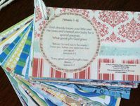 PRAYER CARDS / JOURNALS