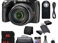 Pentax Xg 1 16 Mp 52x Opitcal Zoom Digital Camera 16gb Sdhc Class 10 Memory Card Micro Hdmi Cable Universal Wireless Digital Camera Pentax Secure Digital