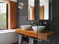 Contemporary Interior Design bathroom