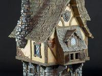 домики миниатюрные