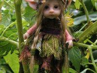 Куклы - сказочные человечки